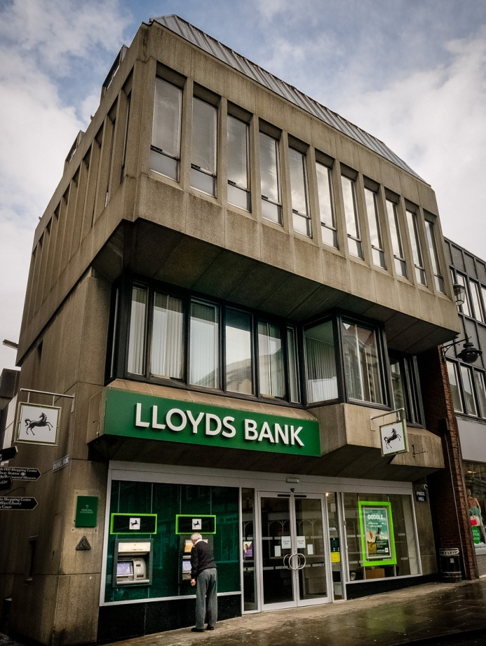 Lloyds Bank (Shrewsbury)