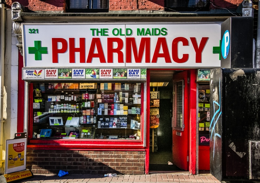 The Old Maids Pharmacy