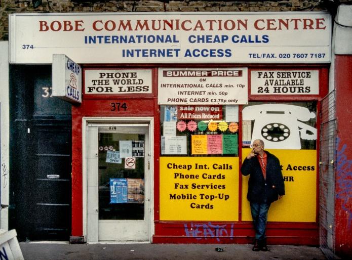 Bobe Communication Centre