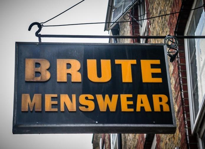 Brute Menswear