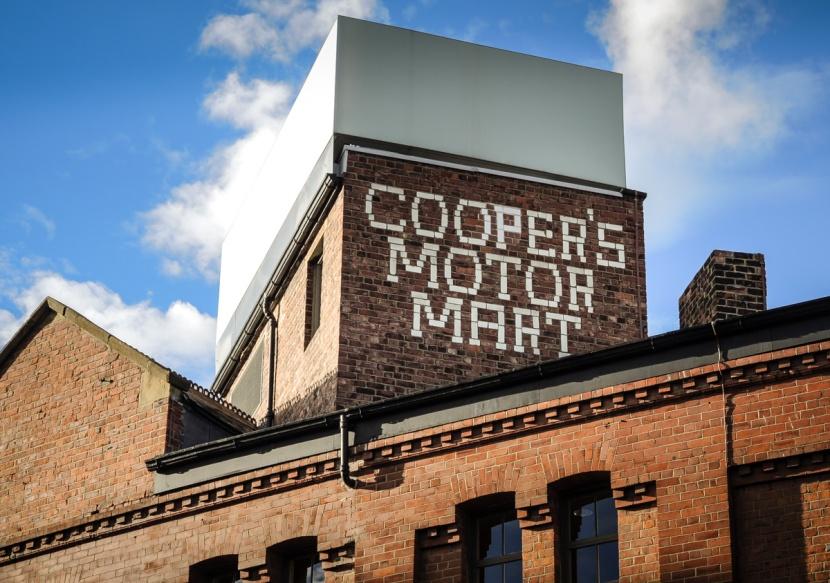 Cooper's Motor Mart