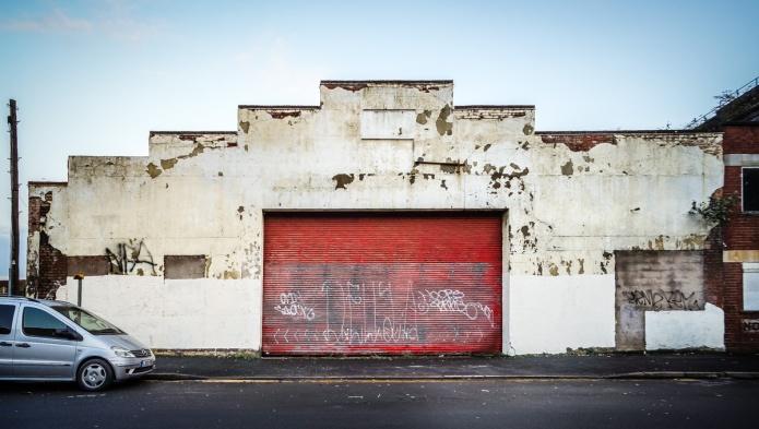 Nameless ex-garage