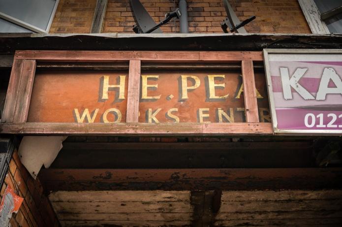 H.E. Pea, Zen-Shin