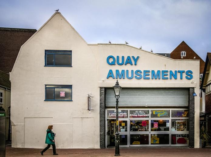 Quay Amusements