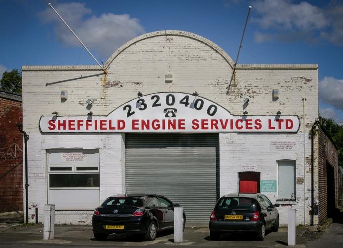 Sheffield Engine Services Ltd
