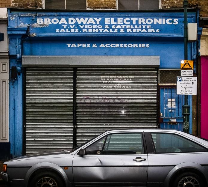 Broadway Electronics