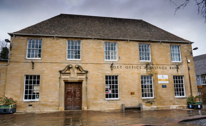 Post Office Savings Bank (Oakham)