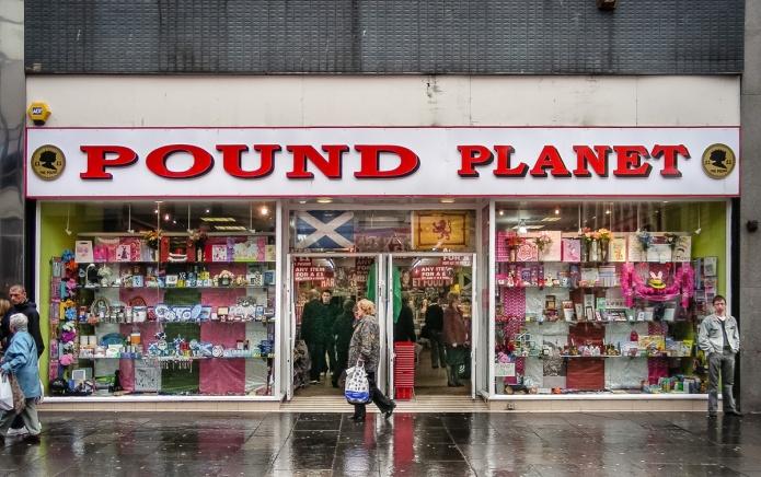 Pound Planet