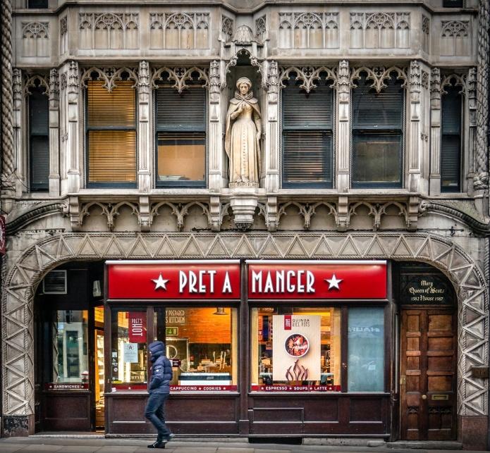 Pret A Manger (Fleet Street)