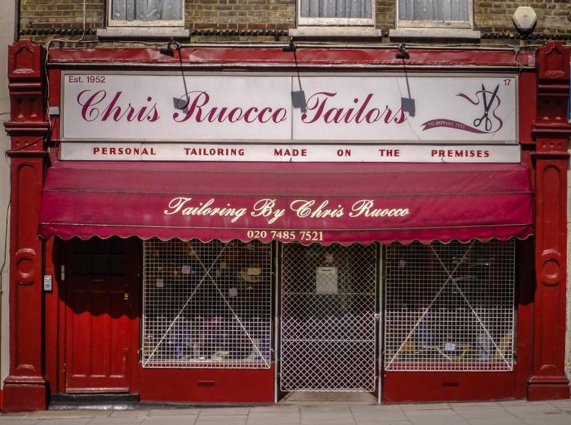 Chris Ruocco Tailors