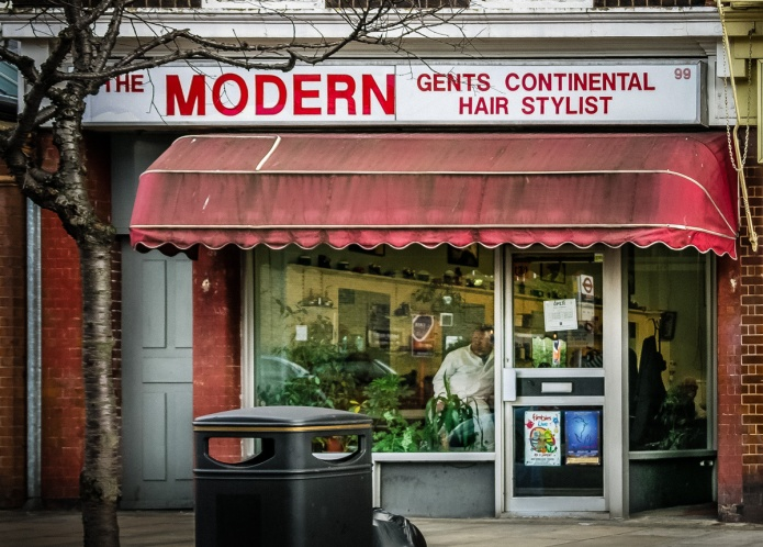 The Modern Gents Continental Hair Stylist
