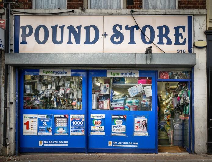 Pound + Store