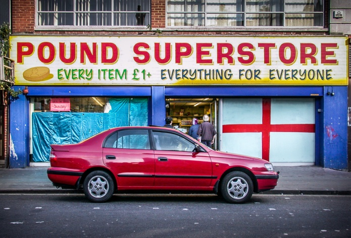 Pound Superstore