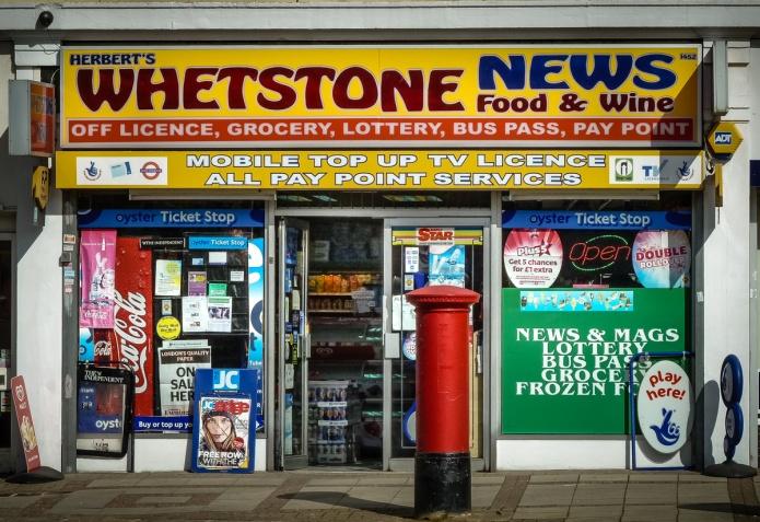Herbert's Whetstone News