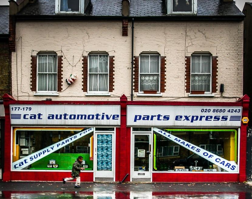 Cat Automotive Parts Express