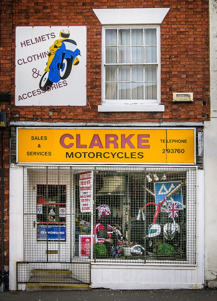 Clarke Motorcycles