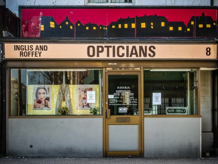 Inglis and Roffey Opticians