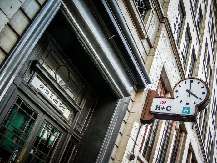 H+C Clock