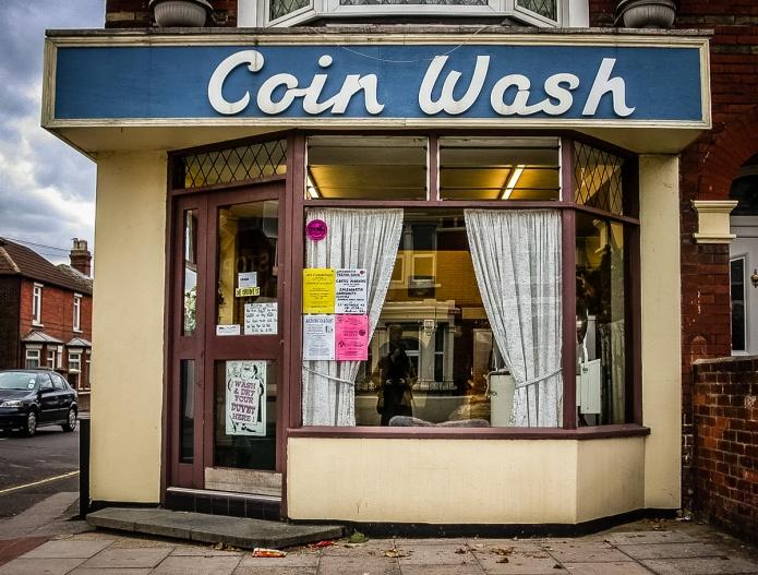 Coin Wash