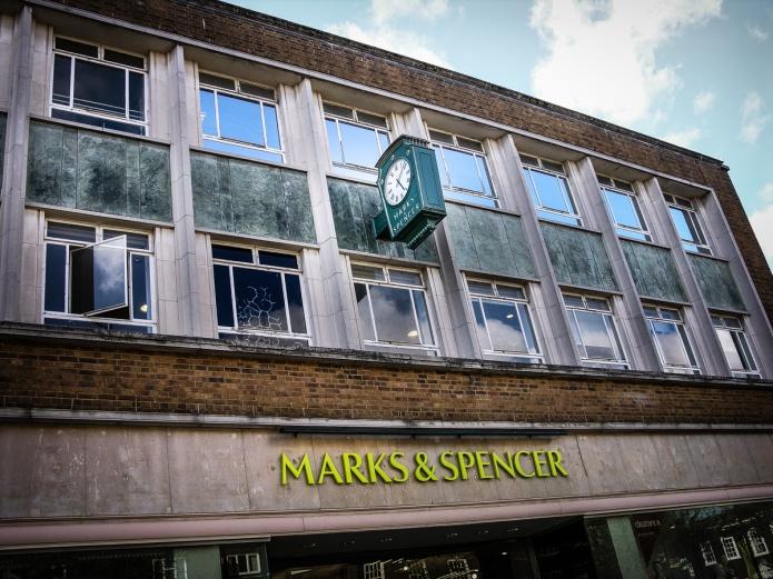 Marks&Spencer clock StAlbans AL1 6285_1200