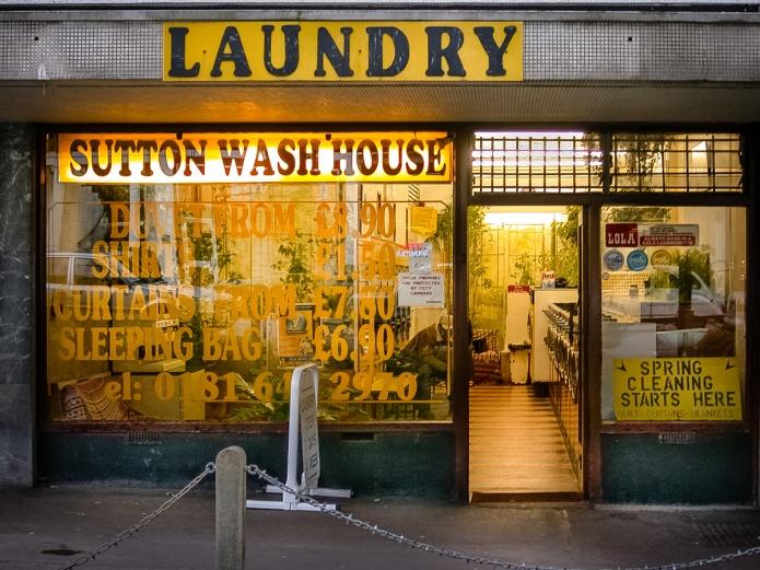 Sutton Wash House
