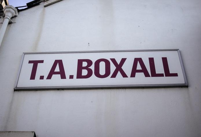 T.A. Boxall