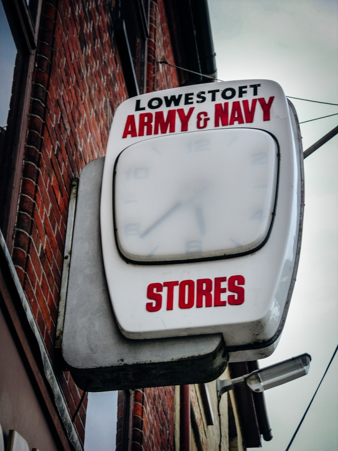 Lowestoft Army & Navy Stores