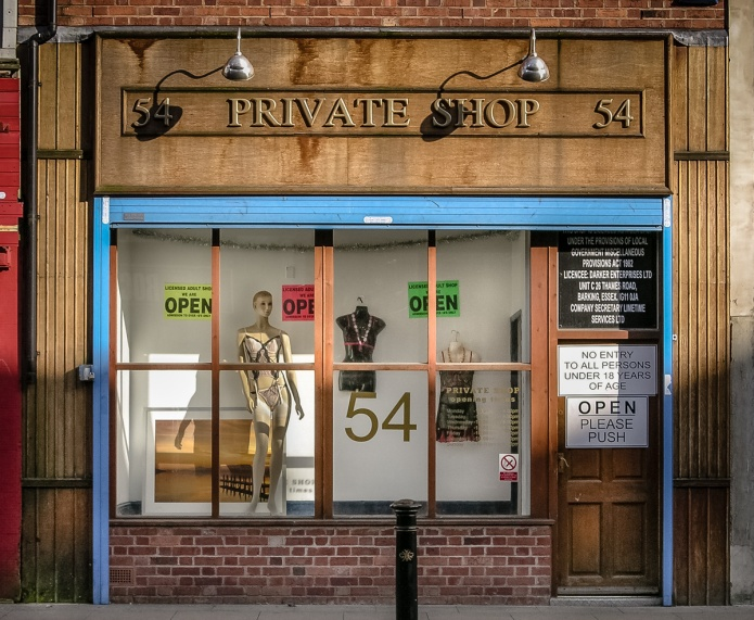 Private Shop (Manchester)