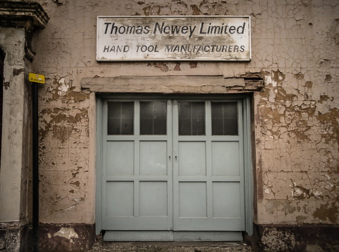 Thomas Newey Limited