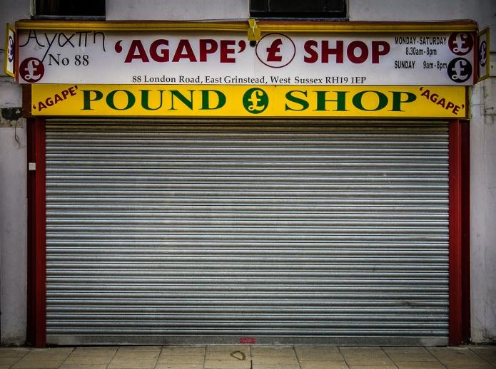 'Agape' £ Shop