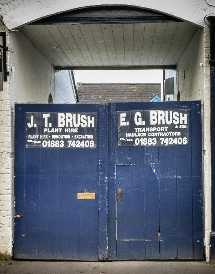 J.T. Brush E.G. Brush & Son