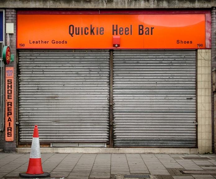Quickie Heel Bar