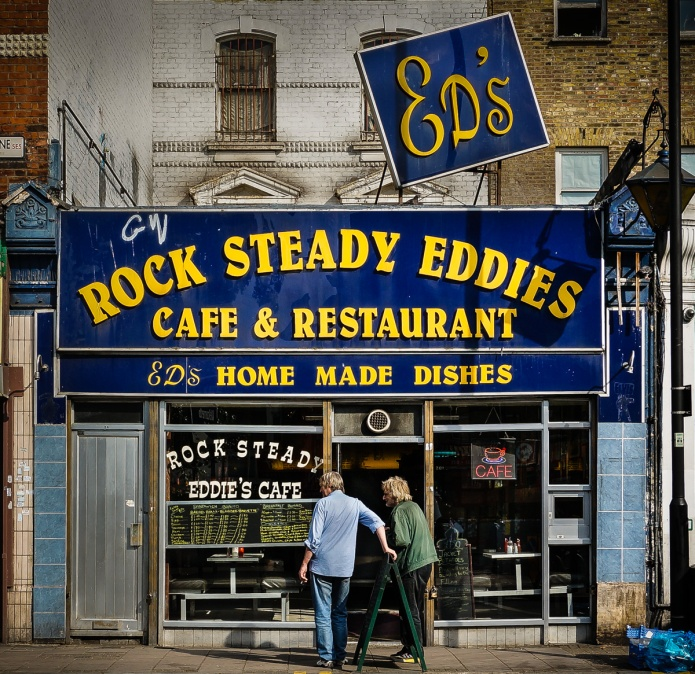 Rock Steady Eddies