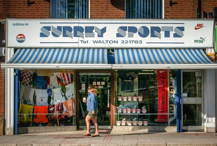 Surrey Sports