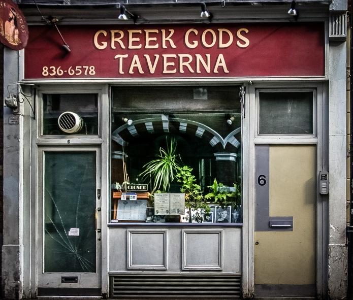 Greek Gods Taverna