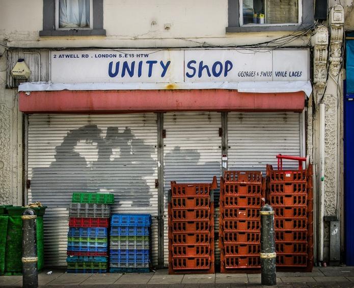 Unity Shop