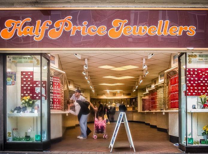 Half Price Jewellers