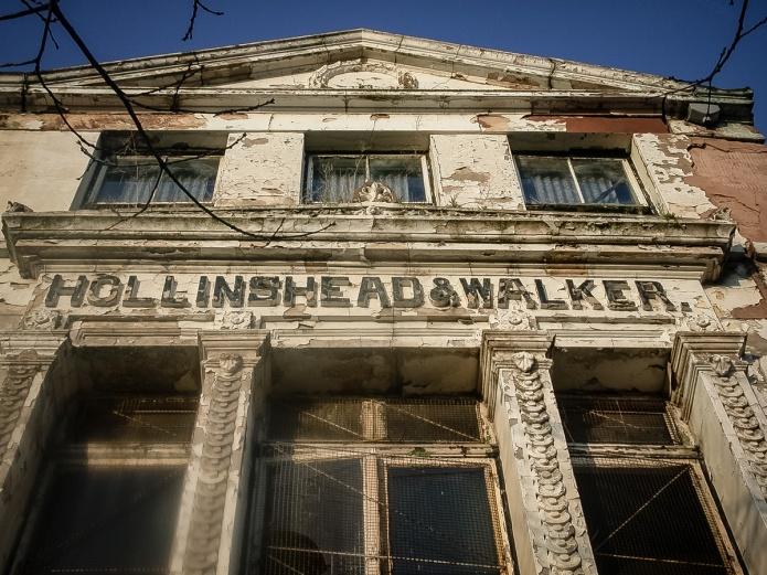 Hollinshead & Walker, Harry Haworth (Glassware) Ltd.
