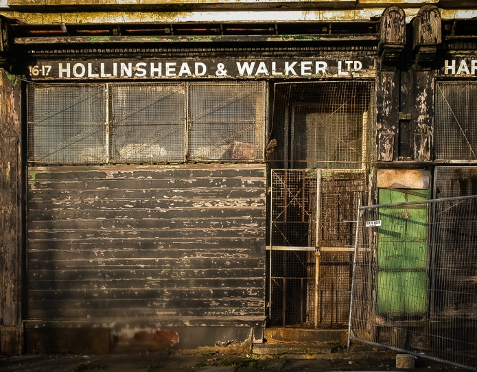 Hollinshead & Walker, Harry Haworth (Glassware) Ltd.