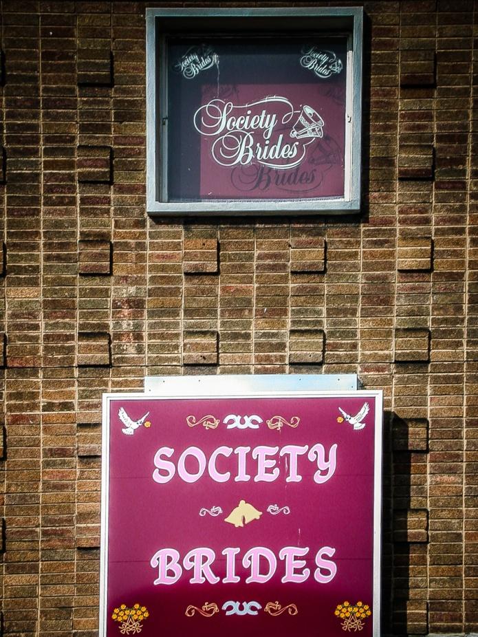 Society Brides