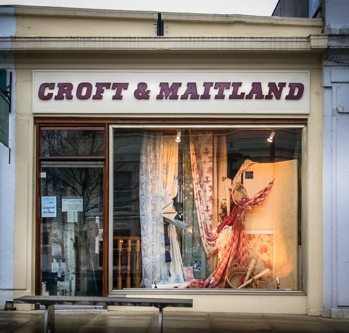 Croft & Maitland, The Balti Express