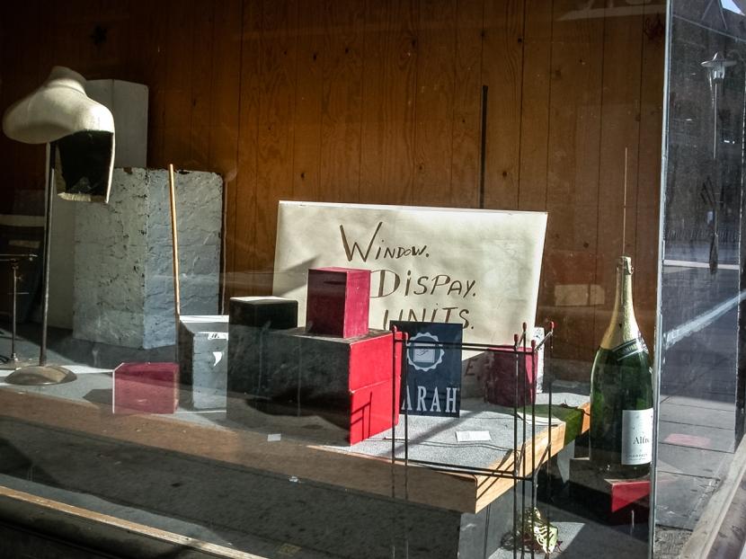 Mark Fisher Man's Shop