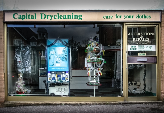 Capital Drycleaning