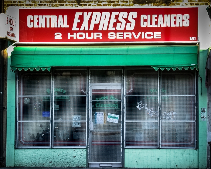 Central Express Dry Cleaners