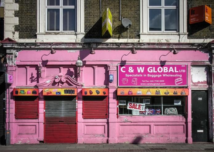 C&W Global Ltd
