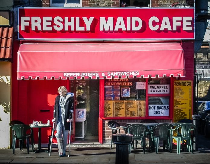 Freshly Maid Cafe