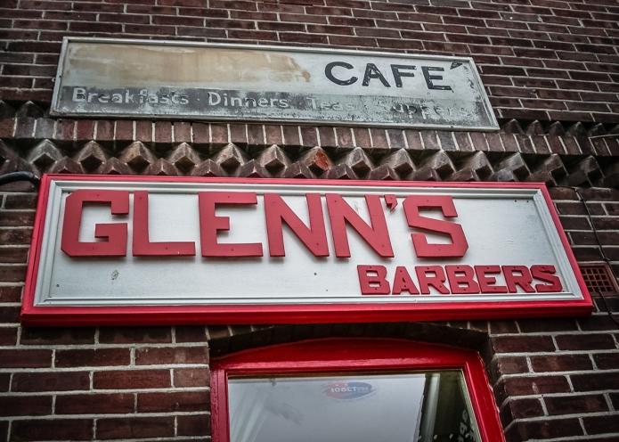Glenn's Barbers