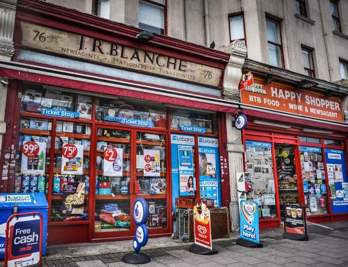 J.R. Blanche, Happy Shopper