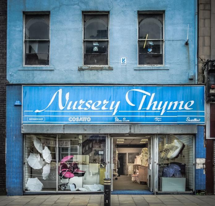 Nursery Thyme