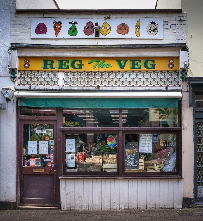 Reg the Veg